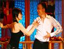舞林总教头方俊舞蹈家庭