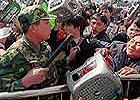 2003年春运高峰