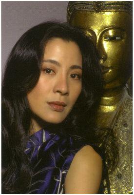 图片:007邦女郎集锦--杨紫琼