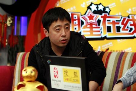 """访谈:贾樟柯炮轰""""黄金甲""""后也想尝试商业片"""