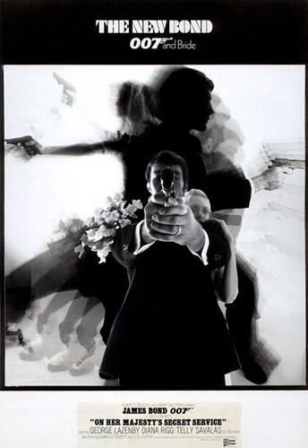 图文:影片007经典回顾-《女王密使》