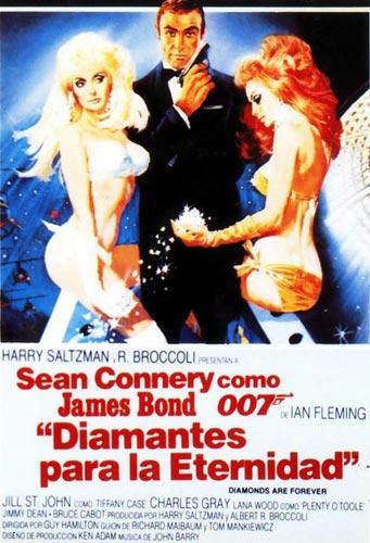 图文:影片007经典回顾-《金刚钻》