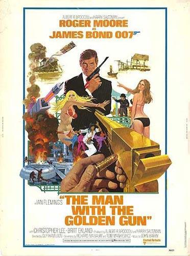 图文:影片007经典回顾-《金枪人》