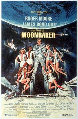 图文:影片007经典回顾-《太空城》