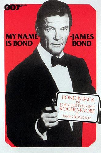 图文:影片007经典回顾-《最高机密》