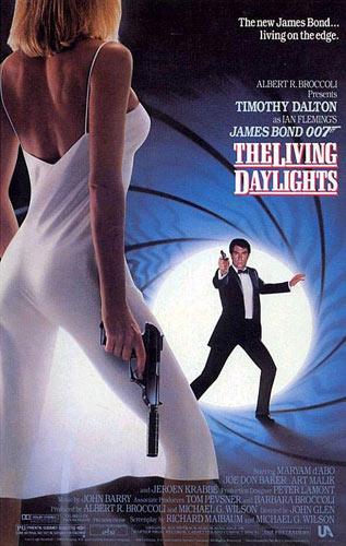 图文:影片007经典回顾-《黎明生机》