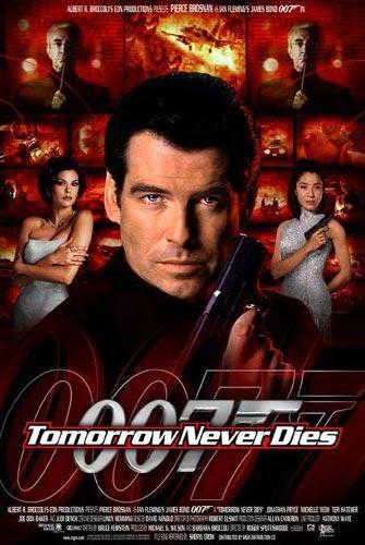 图文:影片007经典回顾-《明日帝国》
