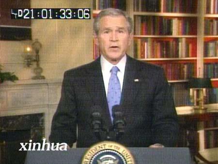再谈重建伊拉克 布什难有新作为?(组图)