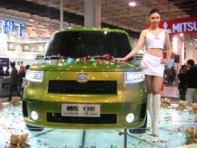 07年新车:10-20万元以上经典车型选编