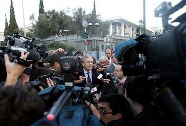 """希腊警方称美国驻希腊大使馆遭""""恐怖袭击"""""""