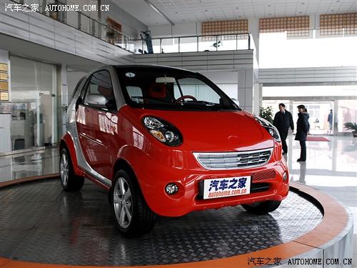 奔驰smart中国版 小贵族 wbr 2.8万就能开走 太喜欢这小车高清图片
