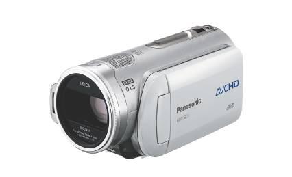 松下发布新款3CCD高清晰度AVCHD便携式摄像机