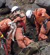 日本新潟地震