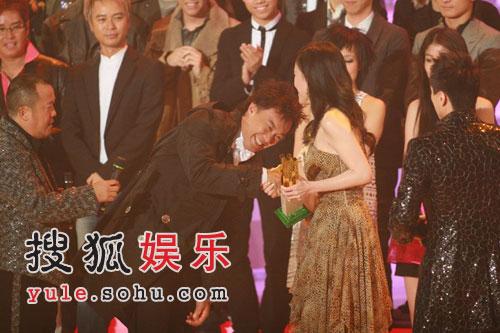 图:最受欢迎男歌星--陈奕迅