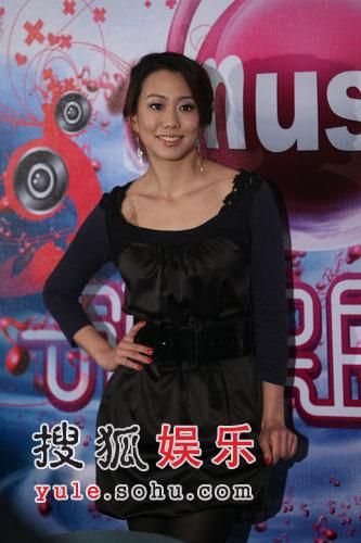 图:无限音乐盛典颁奖礼-吴辰君