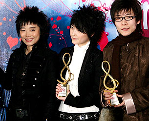 无线音乐颁奖盛典,无线音乐俱乐部