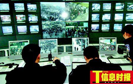 广州春运保卫部成立 百名巡警进驻火车站 (图)