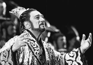 全球150多家影院直播 歌剧《秦始皇》唱响世界