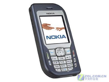经典S60智能手机 诺基亚6670降至1660元