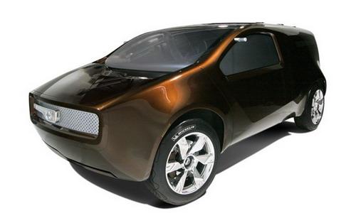 北美车展:日产携两款概念车亮相车展