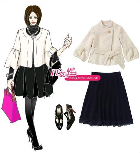 服装:非常日式 混搭2007篇(5款)
