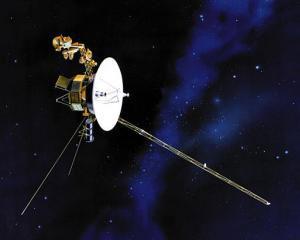 """""""旅行者""""1号太空探测器于2003年5月已经抵达太阳系边缘"""