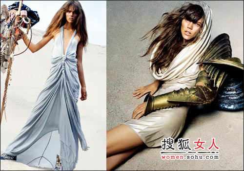 奢华:二零零七 早春裙装新法则