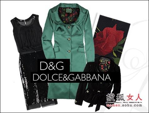 时尚:流行风向标 5大品牌秀新装