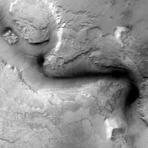 科技时代_火星曾存在面积巨大的酸性海洋