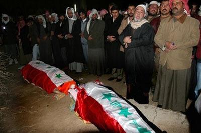 传萨达姆兄弟被执行两次死刑 绞刑后遭人砍头