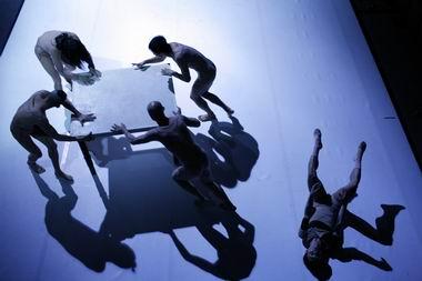 现代舞家邢亮力作《尼金斯基》荒诞与不朽(图)