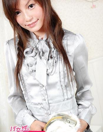 服装:气质穿搭 甜美粉领族(5组)
