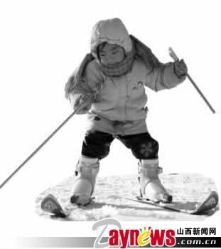 缺水大省山西建9家滑雪场 被质疑盲目跟风(图)
