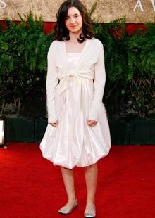 最失败的白色着装:伊万娜-巴克尔诺(图)