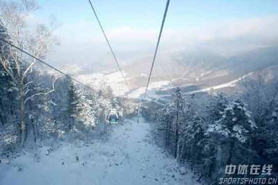 亚冬会场馆巡礼之北大湖滑雪场