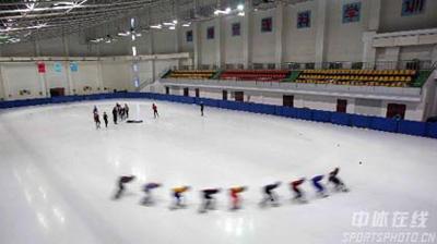 亚冬会场馆巡礼之长春市滑冰馆