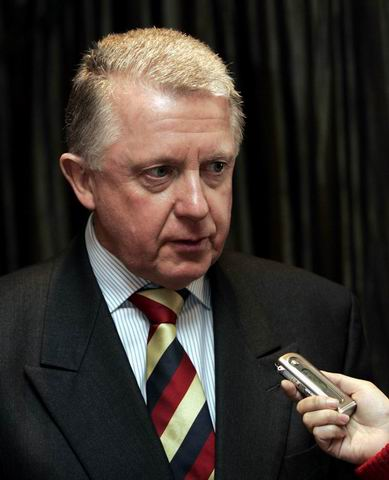 专访维尔布鲁根:07年北京奥组委将出色应对挑战