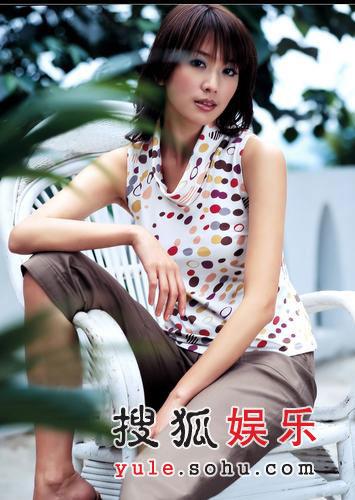林志玲为《赤壁》穿而动 接受古筝武打特训(图)