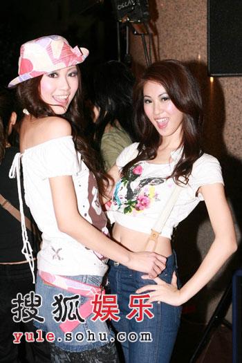郑希怡担任模特儿T台走秀 自爆是只母老虎(图)