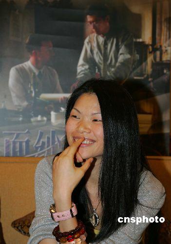 中美合拍电影《面纱》报名参加今年奥斯卡角逐