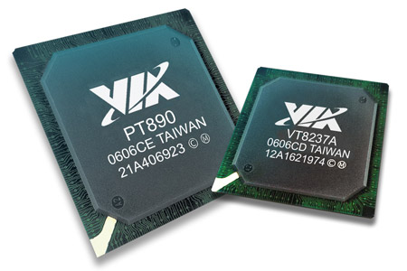 Vista双雄 威盛PT890与P4M900火热出击