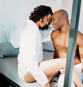 聪明女人在床上的激情花招
