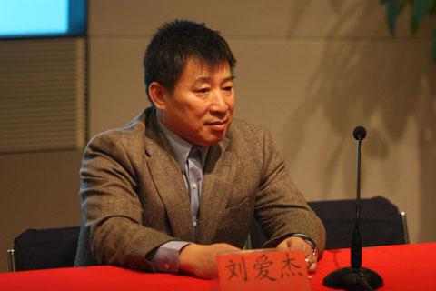 对话刘爱杰:奥运舵手决不是选秀 吃惊选手实力