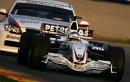 图文:宝马索伯F1.07 西班牙巴伦西亚试车(1)
