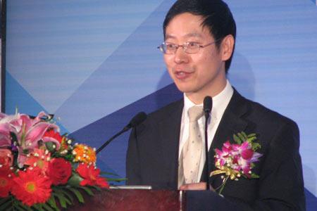 图文:中移动北京公司副总经理范云军