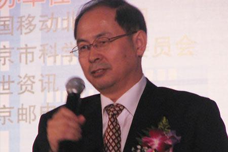 图文:IBM软件集团首席科学家寇卫东