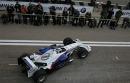 图文:宝马索伯F1.07 西班牙巴伦西亚试车(6)