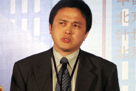 图文:微软大中华区电信事业部总监 徐荣耀