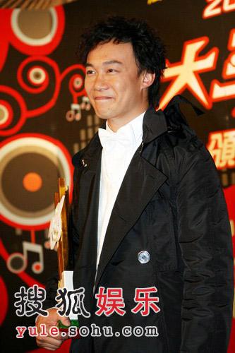 陈奕迅接受搜狐访问 透露男人三十新愿望(图)