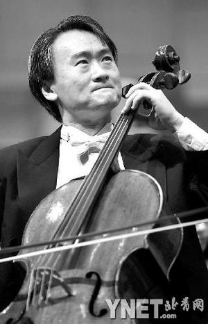 大提琴演奏家王健演奏父亲最钟爱的曲子(图)